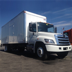 Hino 268A Straight Truck