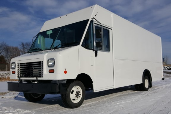 Bread Truck For Sale Stepvan Food Truck For Sale